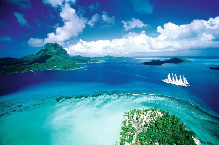 南太平洋岛国 - 福迪 - 海的胸怀