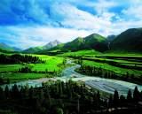 伊犁河谷——八百里绿色长廊