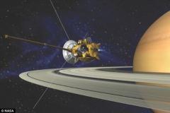 卡西尼号十年十大发现:土卫六有雨水海洋