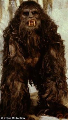 神秘喜马拉雅雪人毛发DNA与灭绝北极熊匹配