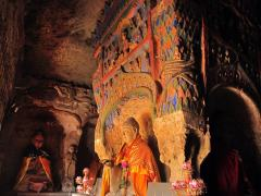 千年的华彩乐章——锦州万佛石窟