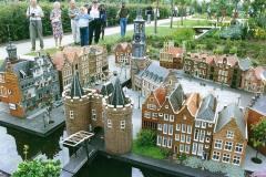 世界最小城市:荷兰马德罗丹小人国