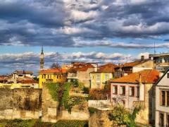 土耳其特拉布宗 昔日帝国变身黑海小城