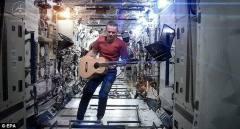 前加拿大宇航员:登火星不现实应先重返月球