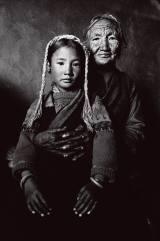 吕楠镜头下的西藏农人