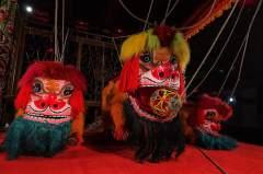 国家非物质文化遗产——福建霍童线狮
