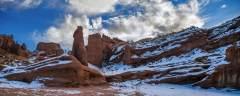 大美新疆——温宿大峡谷