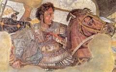 考古学家发现亚历山大大帝亲属坟墓