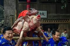 福建三明桂峰祭祀