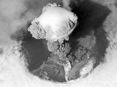 小火山喷发为地球降温