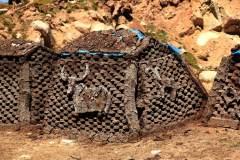 牛粪文化——藏民的宝