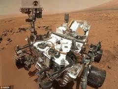 好奇号重大发现:火星大气甲烷异常升高