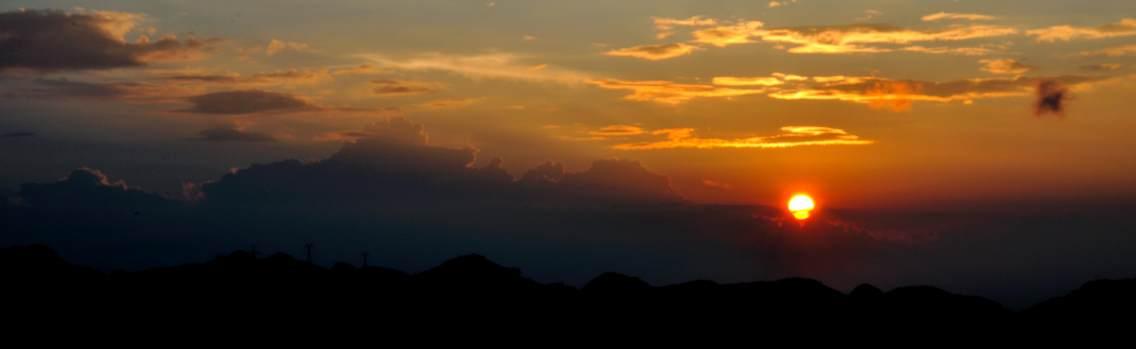 夕阳无限好,只是近黄昏