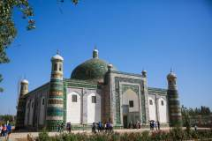 喀什噶尔,夏末寻常