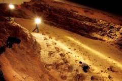 甘肃刘家峡:发现世界最大的恐龙脚印