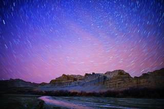 星空下的西藏