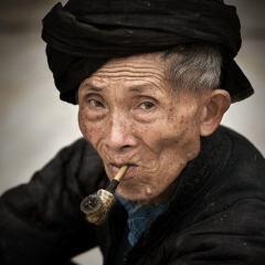 侗乡的老人们