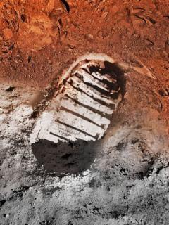 人类登月45周年:美国规划10年内捕获小行星