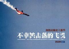 马航MH17遇袭:民航史上那些不幸被击落的飞机