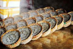 梅花炊鳀:舌尖上的美味