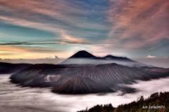 上帝的盆景——婆罗莫火山纪行