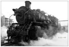 最后的蒸汽机车