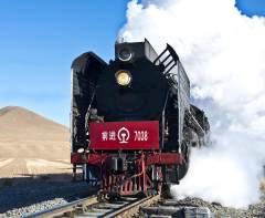 集通---蒸汽机车最后的天堂