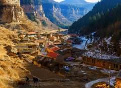 中国传统村落小石门