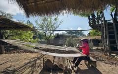 印象翁丁——中国最原始的部落