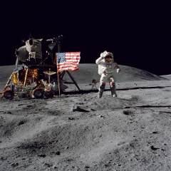 最后一次登月42周年:为何美国未重返月球
