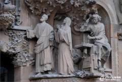 未完成的奇迹:巴塞罗那圣家族大教堂
