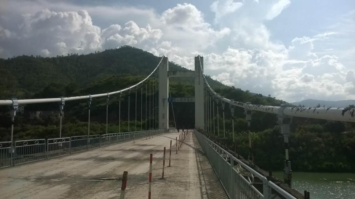 黔桂交界-南盘江