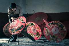 泸州桐油纸伞