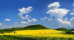 罕达盖,蒙古游牧人的后花园[之二]