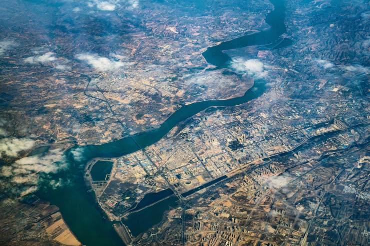 孕育中华文明的黄河_渭河 黄河第一支流的文化密码 | 中国国家地理网