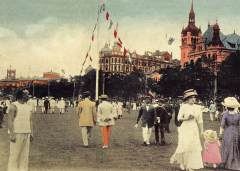 上海的百年