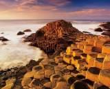 沉寂的熔岩流——玄武岩柱