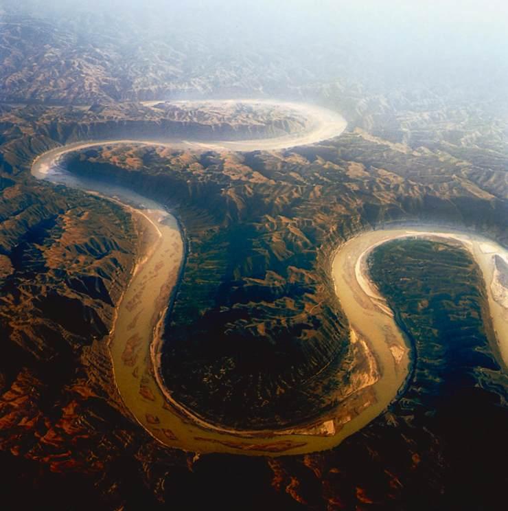 孕育中华文明的黄河_黄河,从这里奔流而过 | 中国国家地理网