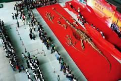 云南禄丰:中国第一龙
