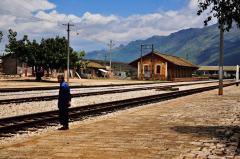 滇越铁路线——东西方文明碰撞的见证