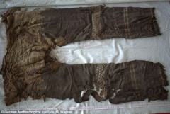 中国发现世上最古老裤子:可追溯至3300年前