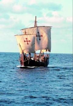 美探险家海地发现沉船:疑为哥伦布探险旗舰