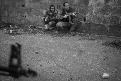 叙利亚自由军袭击检查站