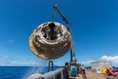 NASA测试飞碟外形飞行器:铺路未来载人登陆火星