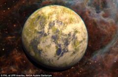 16光年外发现最像地球行星:与地球温度相同