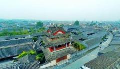 高邮盂城驿:明清时大运河沿线规模最大驿站