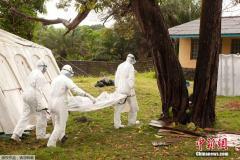 埃博拉病毒肆虐西非地区 疫情正在恶化