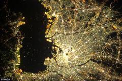NASA公布180万张卫星照片:请求网民辨认城市