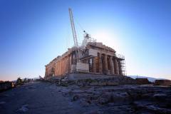 记录绝美希腊