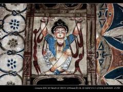东嘎皮央:瑰丽多彩的壁画艺术